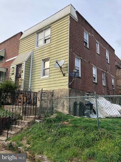 Germantown Townhouse For Sale: 6117 Magnolia Street