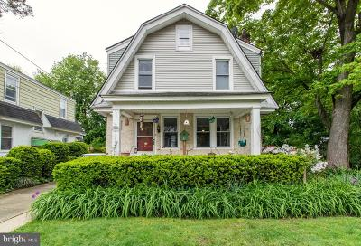 Roxborough Single Family Home For Sale: 7508 Newland Street