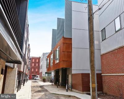 Northern Liberties Townhouse For Sale: 614 N Galloway Street