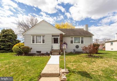 Philadelphia Single Family Home For Sale: 3612 President Street