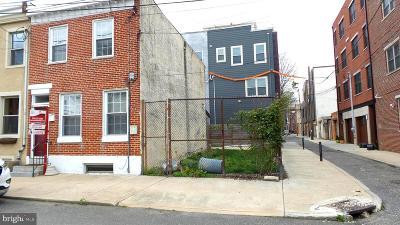 Philadelphia Single Family Home For Sale: 211-213 Earp Street