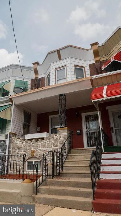 Philadelphia PA Townhouse For Sale: $159,900