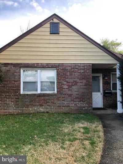 Somerton Single Family Home For Sale: 674 Hendrix Street