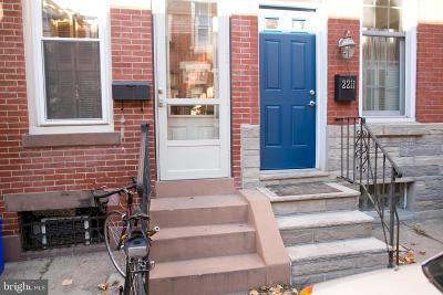 Philadelphia PA Townhouse For Sale: $425,000