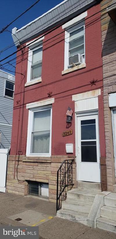 Port Richmond Townhouse For Sale: 3242 Emery Street
