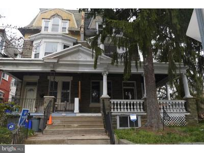 Mt Airy (East) Single Family Home Under Contract: 233 E Mount Pleasant Avenue