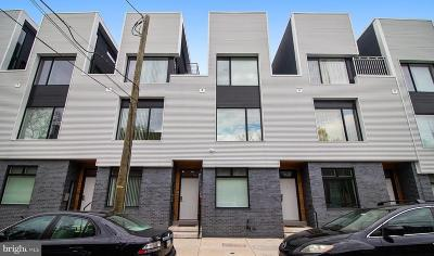 Northern Liberties Townhouse For Sale: 709 Fairmount Avenue