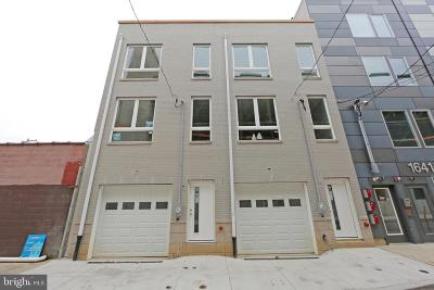 Philadelphia PA Townhouse For Sale: $564,900