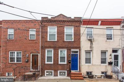 Philadelphia PA Townhouse For Sale: $315,000
