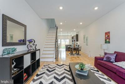 Brewerytown Townhouse For Sale: 1530 N Marston Street