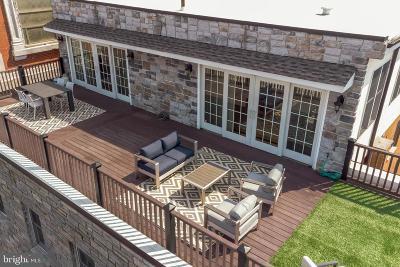 Philadelphia Single Family Home For Sale: 730 Montrose Street #E