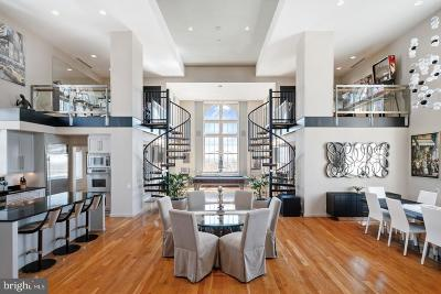 Philadelphia Condo For Sale: 1601 Locust Street #PH1700