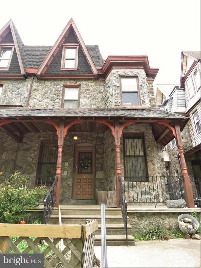 Philadelphia Multi Family Home For Sale: 4630 Chester Avenue