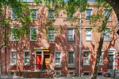 Philadelphia Townhouse For Sale: 1813 Addison Street