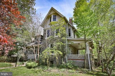 Philadelphia Single Family Home For Sale: 308 Carpenter Lane