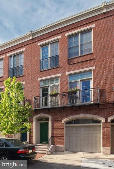 Art Museum Area Townhouse For Sale: 1627 North Street