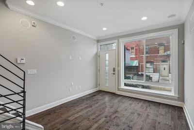 Brewerytown Townhouse For Sale: 2528 W Oxford Street