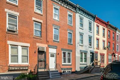 Brewerytown Townhouse For Sale: 1331 N Newkirk Street