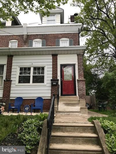Tacony Single Family Home For Sale: 4238 Longshore Avenue