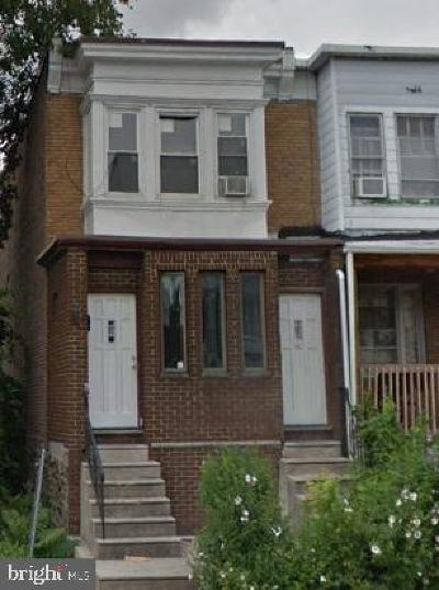 Philadelphia Multi Family Home For Sale: 108 N 57th Street