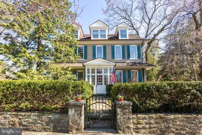 Philadelphia PA Single Family Home For Sale: $1,149,000