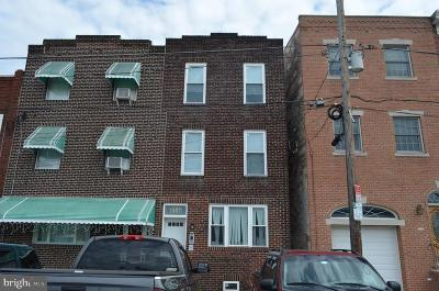 Philadelphia Multi Family Home For Sale: 1307 E Moyamensing Avenue