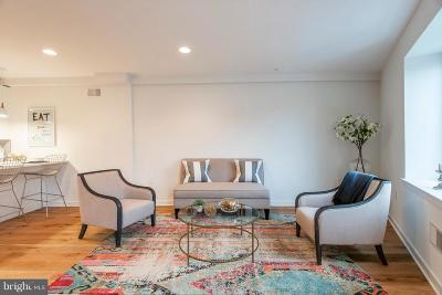 Queen Village Townhouse For Sale: 809 S 6th Street #A