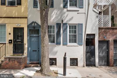 Rittenhouse Square Townhouse For Sale: 333 S Hicks Street