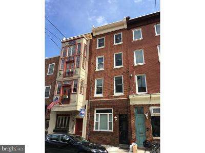Queen Village Multi Family Home For Sale: 625 S 2nd Street