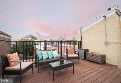 Queen Village Townhouse For Sale: 412 Bainbridge Street #D