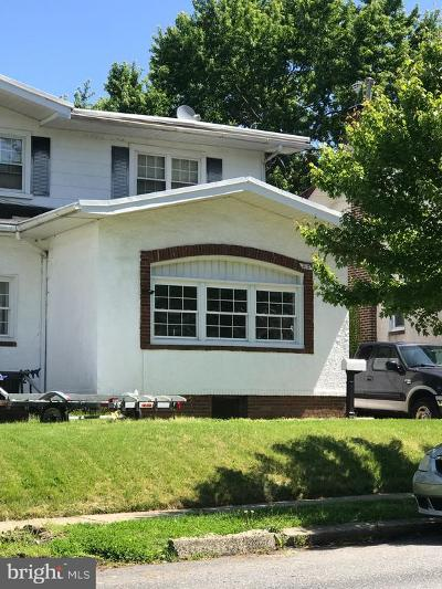 Fox Chase Single Family Home For Sale: 315 Hartel Avenue