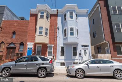 Philadelphia Townhouse For Sale: 1727 Reed Street