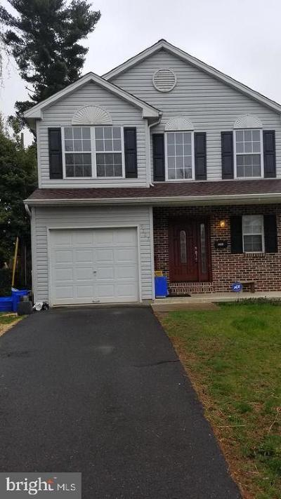 Philadelphia PA Single Family Home For Sale: $419,000