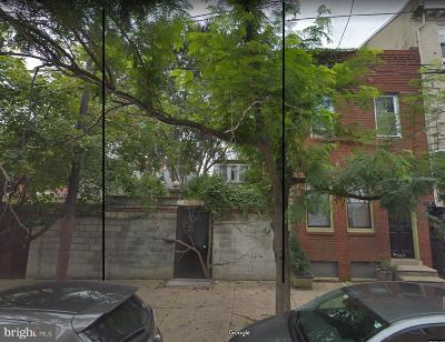 Northern Liberties Residential Lots & Land For Sale: 1026 N 4th Street