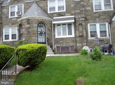 Mt Airy (East) Townhouse For Sale: 7912 Michener Avenue
