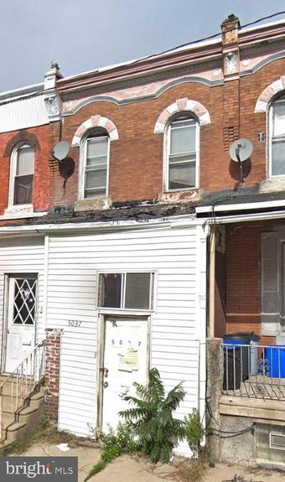 Germantown Townhouse For Sale: 5037 Wade Street