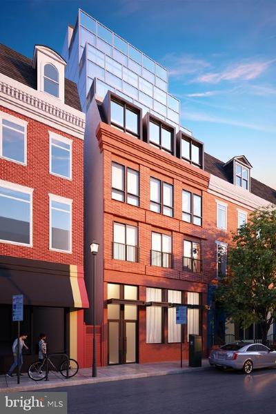 Rittenhouse Square Condo For Sale: 262 S 16th Street #4