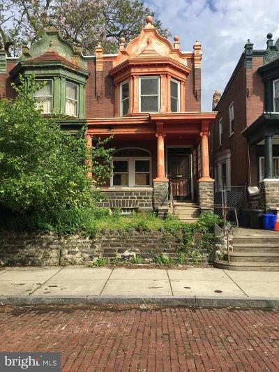 Germantown Single Family Home For Sale: 167 W Abbottsford Avenue