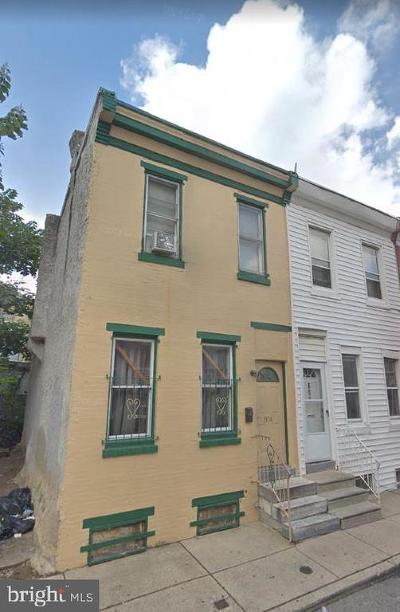 Philadelphia Single Family Home For Sale: 804 N Brooklyn Street