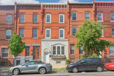 Brewerytown Townhouse For Sale: 2921 W Girard Avenue