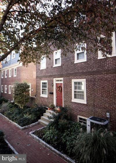 Queen Village Townhouse For Sale: 772 S Front Street #102