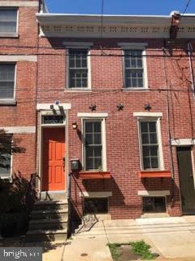 Queen Village Townhouse For Sale: 319 Pemberton Street