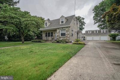 Philadelphia Single Family Home For Sale: 1914 Kohl Street