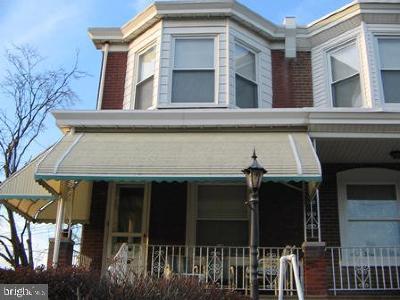 Roxborough Single Family Home For Sale: 484 Shurs Lane