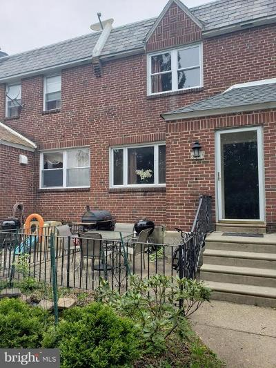 Mt Airy (East) Townhouse For Sale: 8611 Forrest Avenue