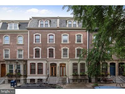 Fitler Square Townhouse For Sale: 2213 Delancey Place
