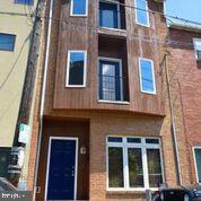 Northern Liberties Townhouse For Sale: 1113 N Orianna Street