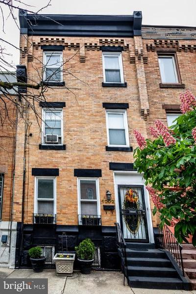 Graduate Hospital Townhouse For Sale: 1002 S 25th Street