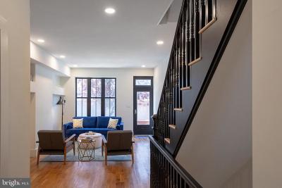Philadelphia Townhouse For Sale: 1329 Wharton Street