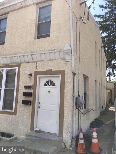 Roxborough Multi Family Home For Sale: 511 Green Lane